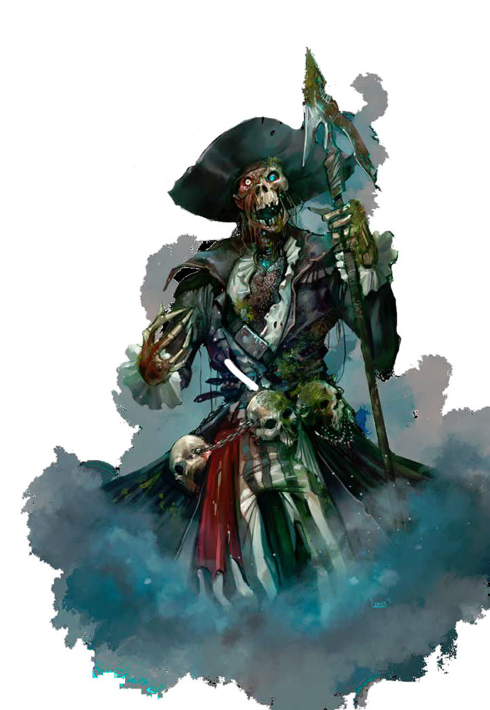 Captain Whalebone Plick