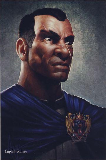 Captain Saj Kalaes