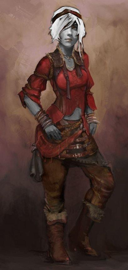 Lady Ajtó