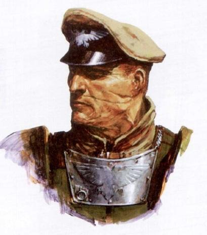 Platoon commander Nielsen