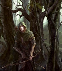 Alaglîr of Mirkwood