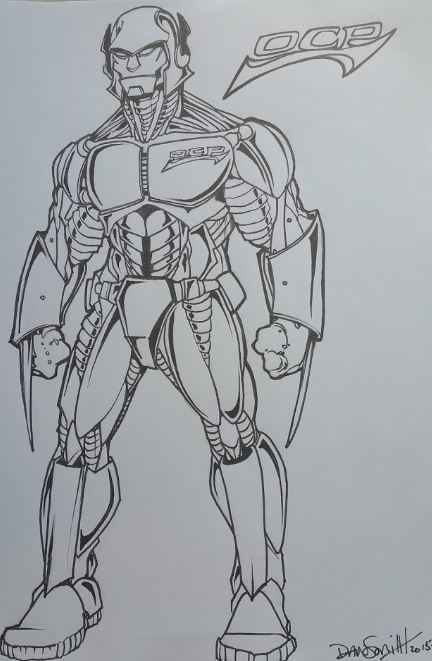 Paladin Series Mechanoid