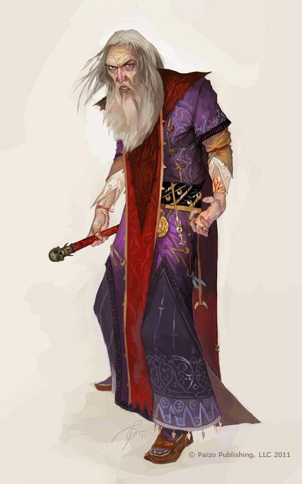 Fenrir of Myre