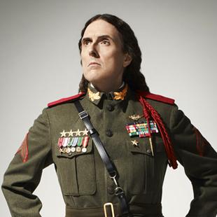 Lieutenant Colonel Allister Uirdo