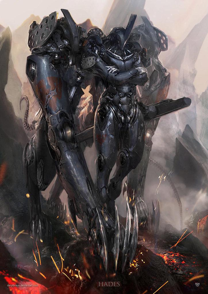 #4 Dire-Wraith (Deceased)