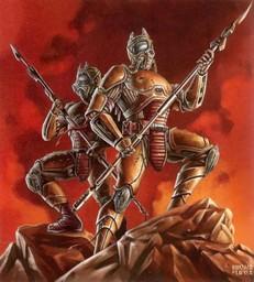 Ailon Nova Guard mercenary