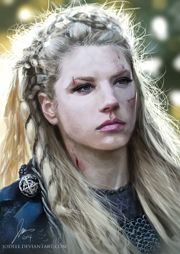 Lagertha the Shieldmaiden