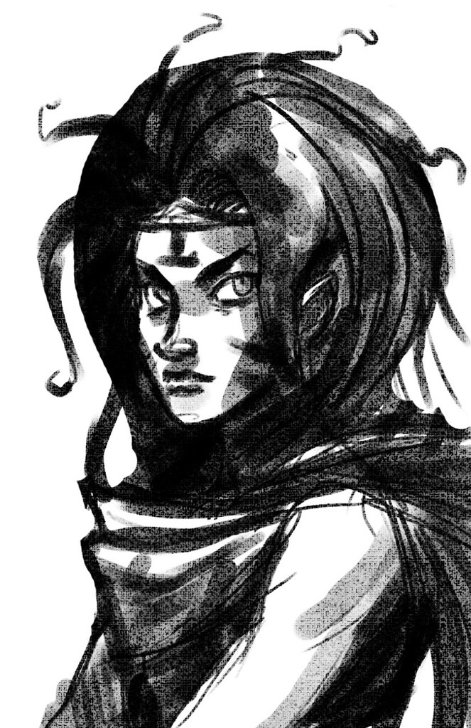 Lady Sinopa Falkenraithe