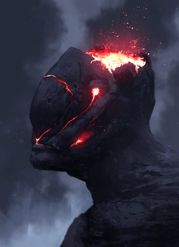 Slab of Humbolt:  Agni, Custodian of the Heart's Flame