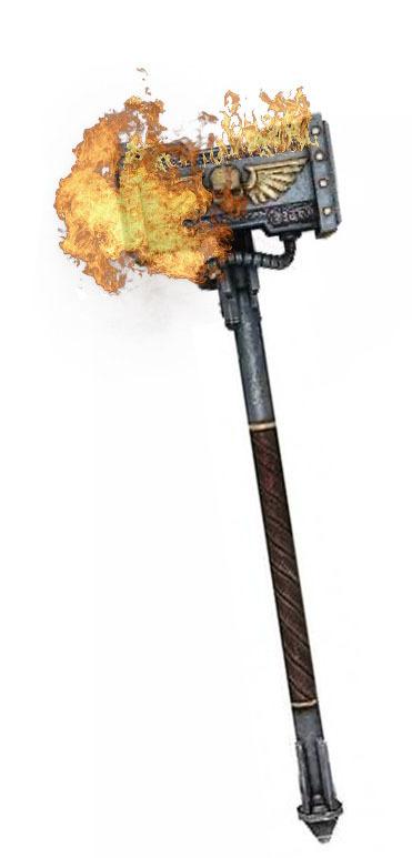 Magnus' Flame Hammer