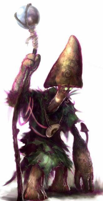 Spore Priest