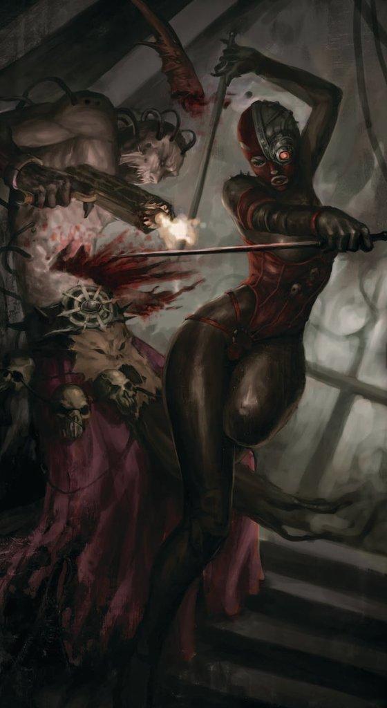 Death Cult Assassin Mortifex