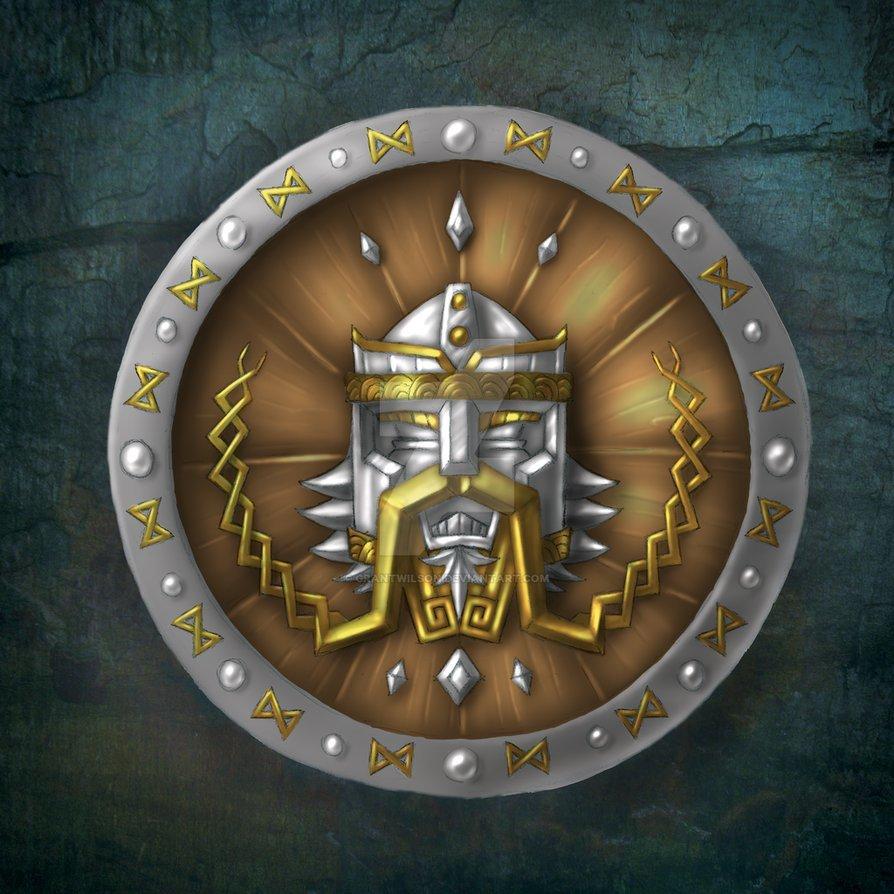 Moradin's Shield