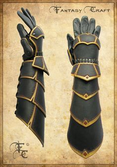 Bracers Of Armor