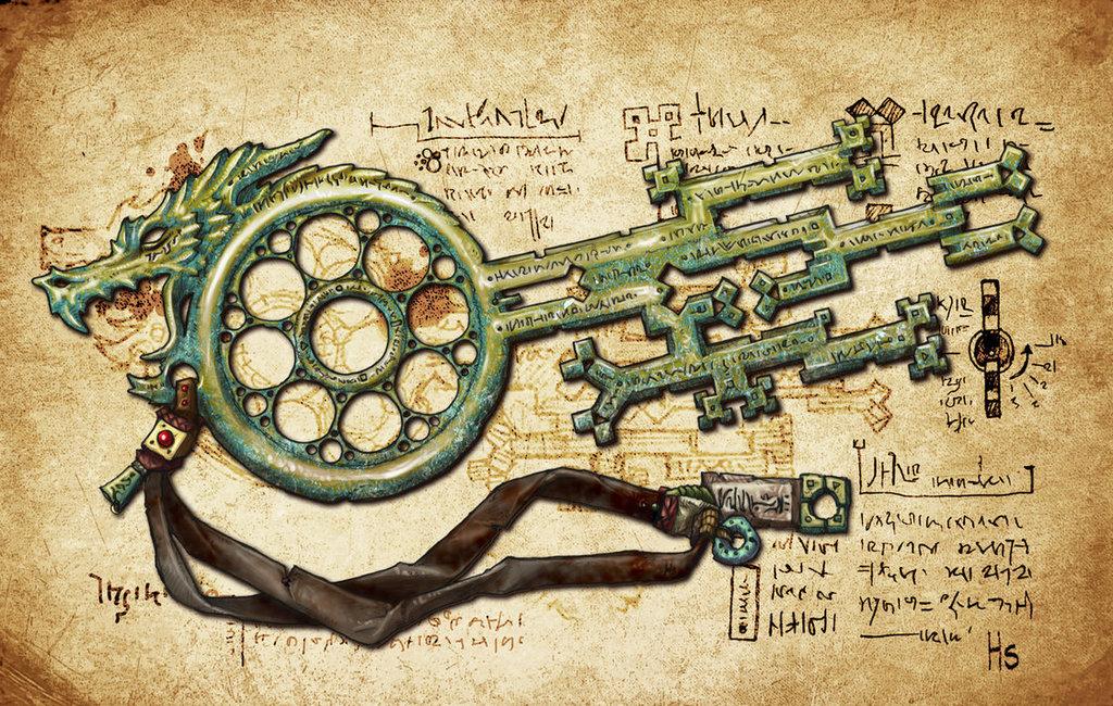 Orkish Key