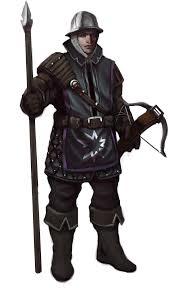 Port Guard (Crossbow)