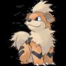 Ryder's Growlithe; Rover