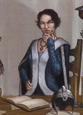 NPC - Lady Verrasa Kaal