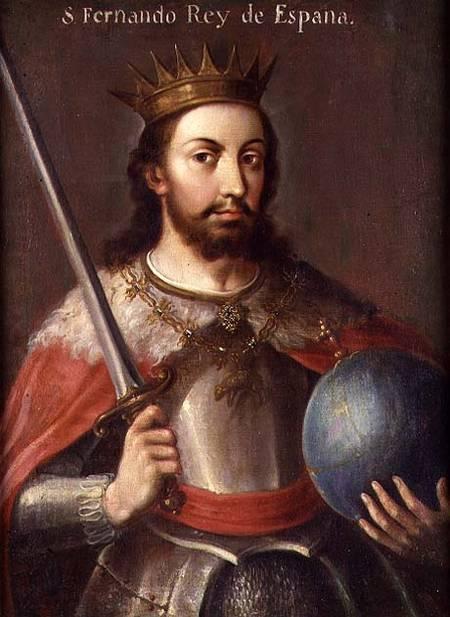 Fernando III de León y Castilla, El Santo