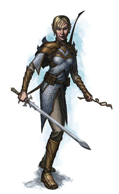 NPC - Trellara Nightshadow