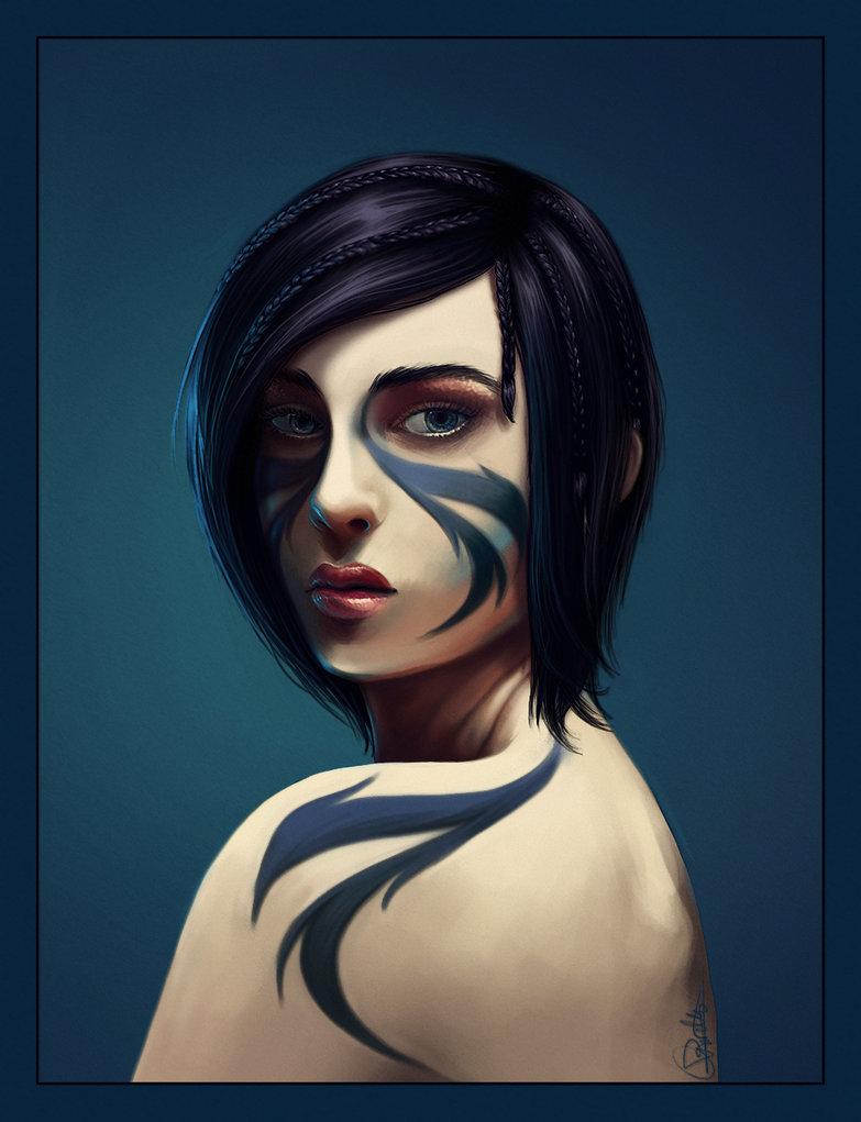 Arvaarad (Mavi)