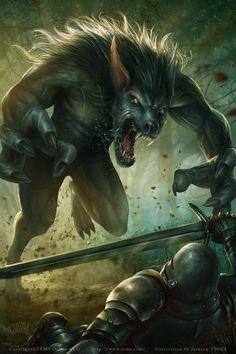 Moon Beast (Werewolf)
