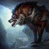 Wolf, Dire
