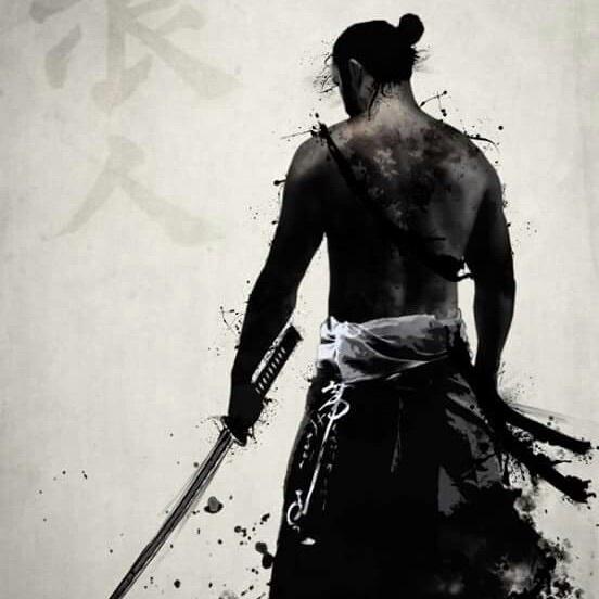 Mašaru Kaijitsu of the Amatatsu clan.