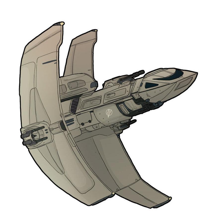 LH-KK Citadel-class civilian cruiser
