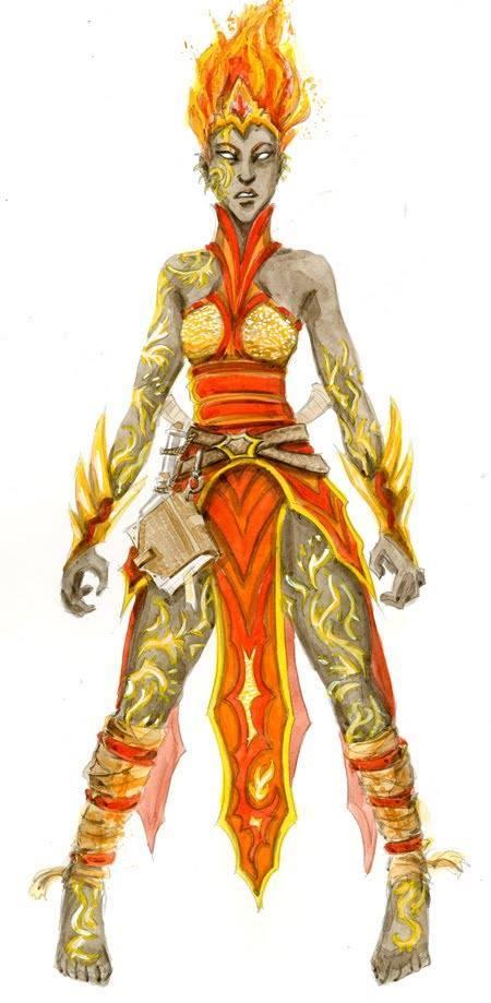 Dierdra the Infernal