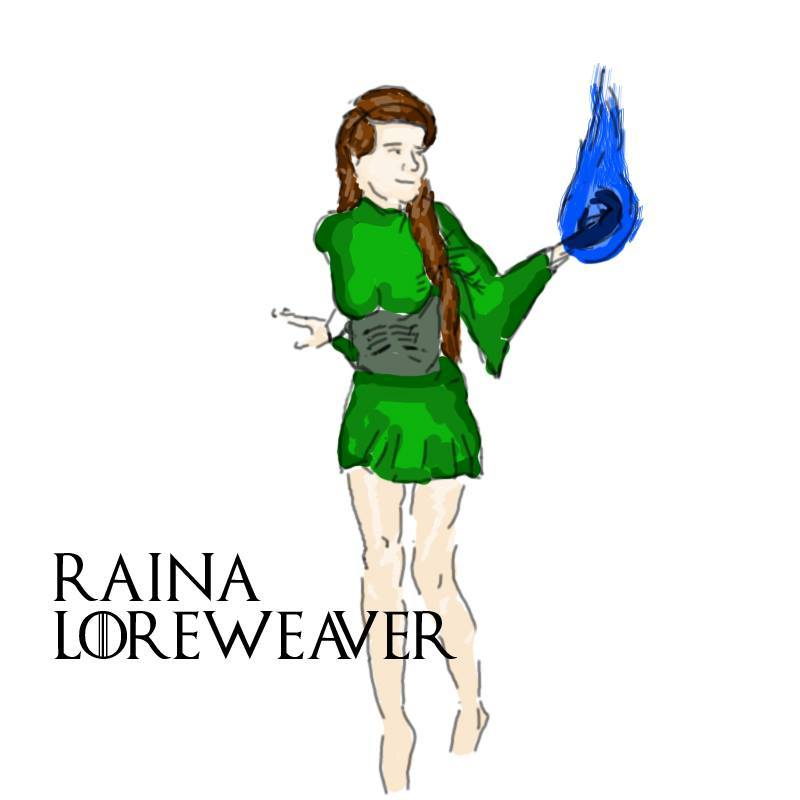 Raina Loreweaver