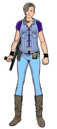 Sgt. Faith Padruski