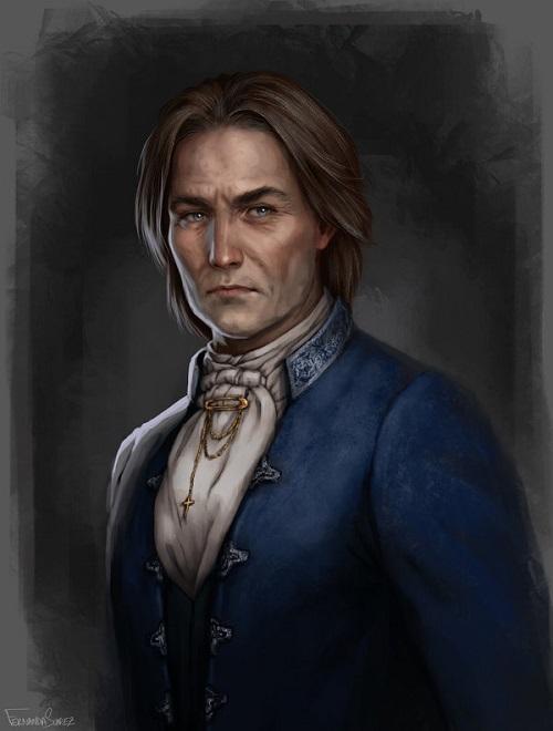 Doctor Lochlan Graham