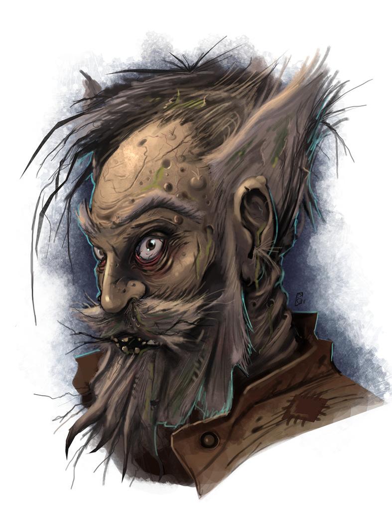 Antrellus the Mad