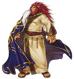 Áscalon Lionheart [D.E.P.]