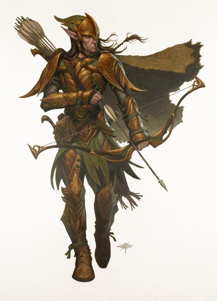 Elfo Arqueiro