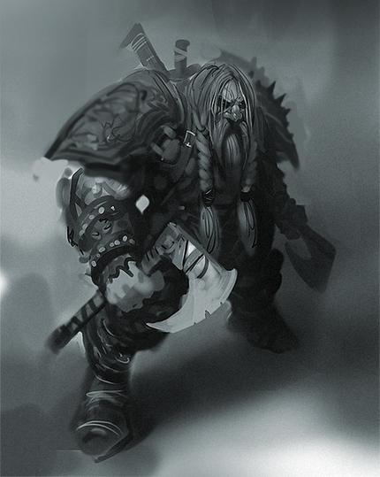 Ghoran Frostbeard