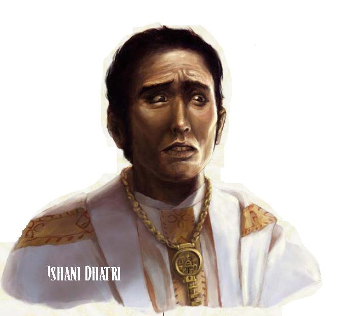 Ishani Djatri (NPC)