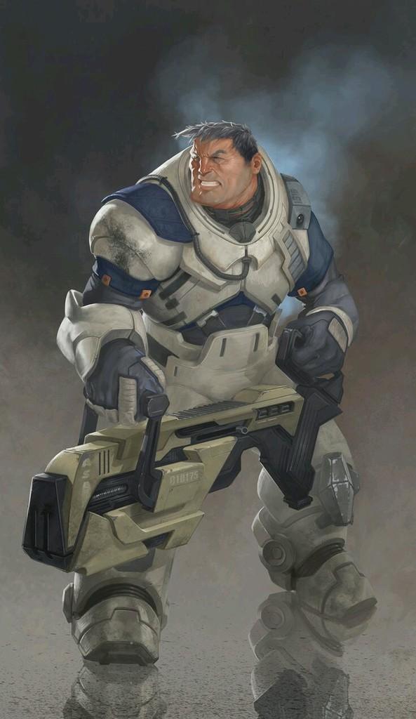 Lt.  Major Steelmen
