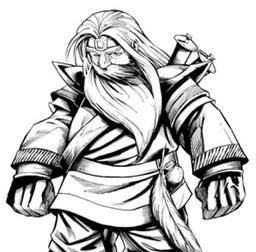 Wraith Commander Derrall Ruhrk