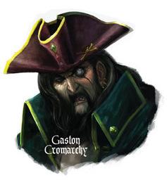 Overlord Gaston Cromarcky