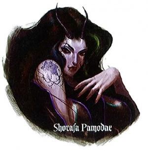 Shorafa Pamodae