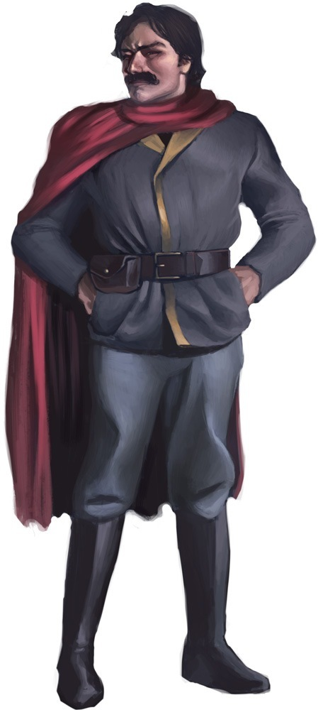 Landin Volus