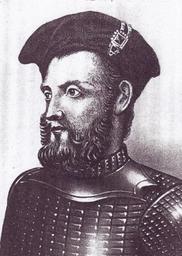Baron Frederico Alba de Aragon