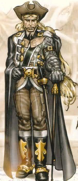 Captain Aaravos