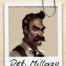 Detective Frank Millazo