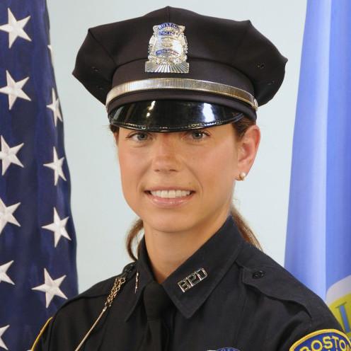 Officer Julianna Torres