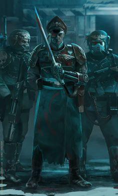 1.b Colonel Sebick Marn