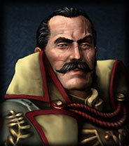 "1. Lord General Ghanzorik ""Old Steel and Blood"""