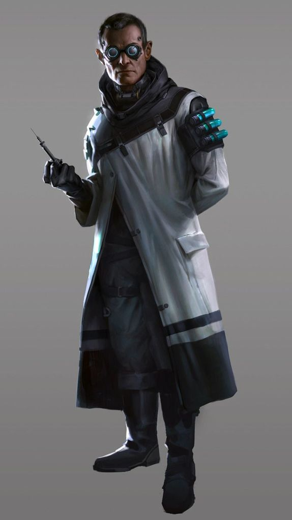 Dr. X (Dr. Xavier Perdix)